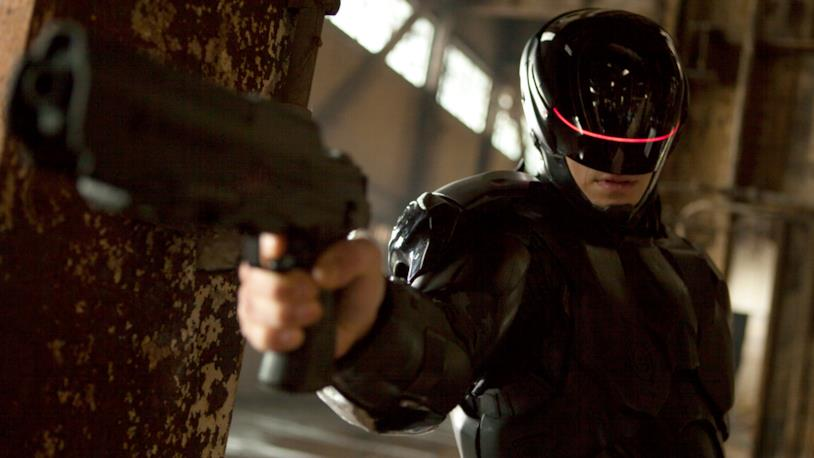 RoboCop, reboot del 2014 del classicop del 1987