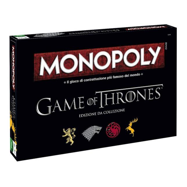 Monopoli, l'edizione di Game of Thrones