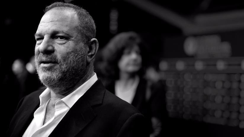 Harvey Weinstein a un evento ufficiale