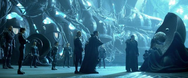 Una scena di Krypton