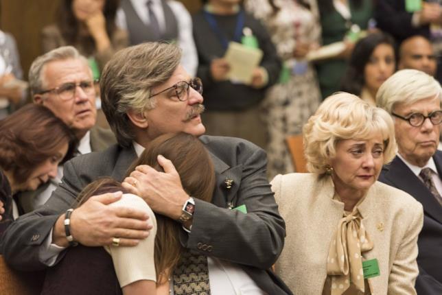 Il caso O.J. Simspon: le lacrime della famiglia Goldman