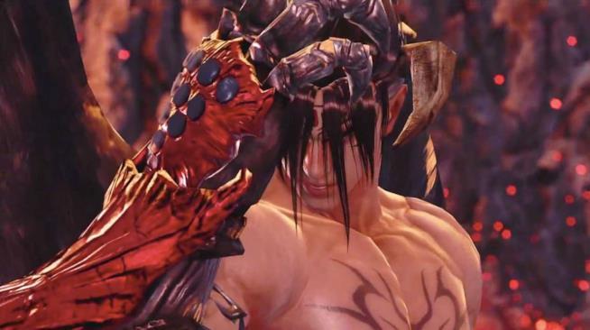 Devil Jin pronto a combattere in Tekkn 7
