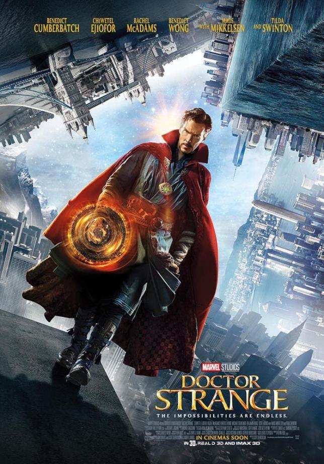 Doctor Strange: nuovo poster