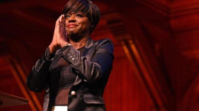 Viola Davis è l'artista dell'anno secondo Harvard