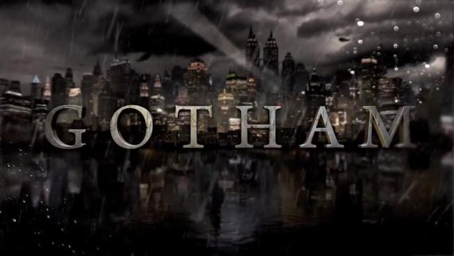 La serie TV Gotham realizzata da DC Entertainment e Warner Bros.
