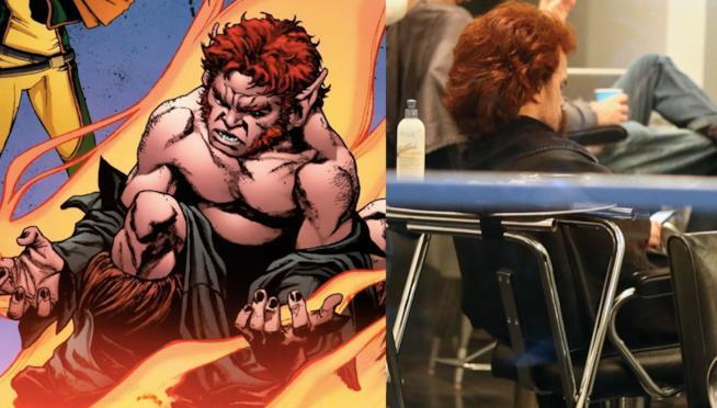 Peter Dinklage il cambio di look per Infinity War