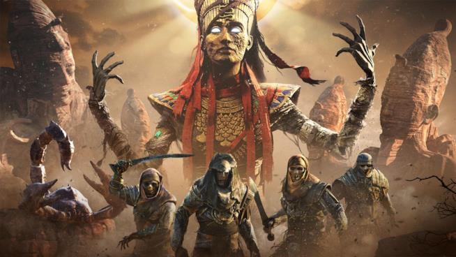 AC Origins: Ubisoft rivela date e dettagli sulle prossime espansioni del gioco