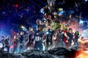 Tutti gli Avengers contro il potente Thanos