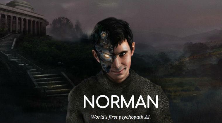 Norman: il MIT crea la prima intelligenza artificiale psicopatica