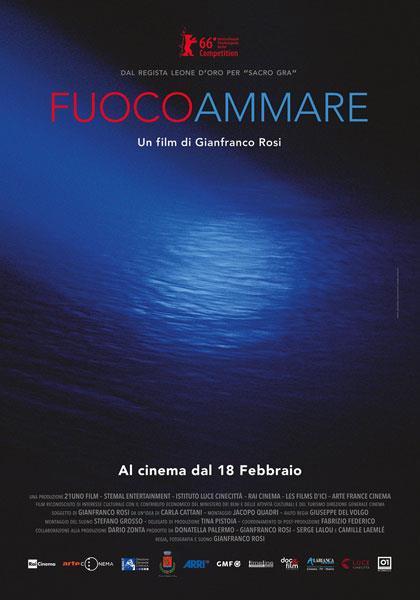 Fuocoammare rappresenterà l'Italia agli agli Oscar