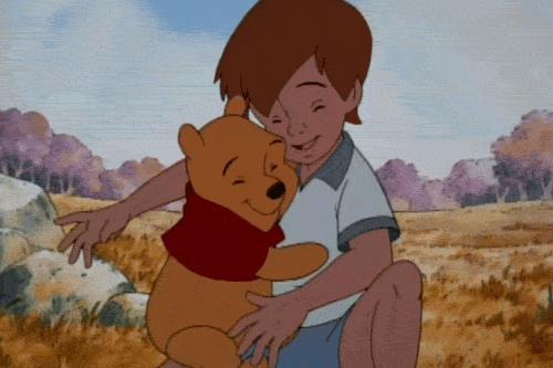 Cristopher e l'orso Pooh