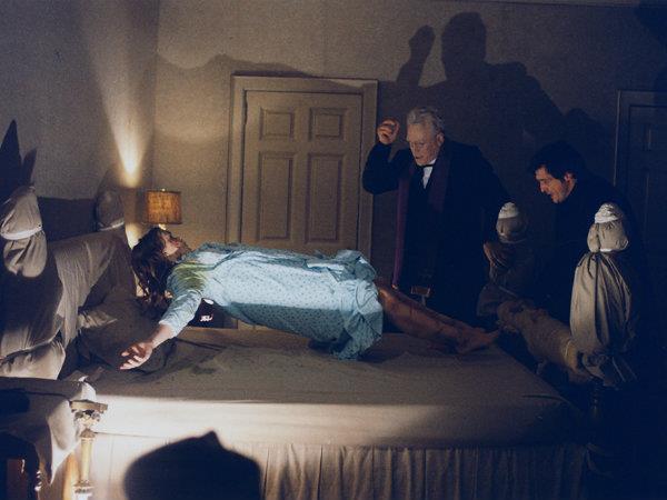 Una scena de L'Esorcista