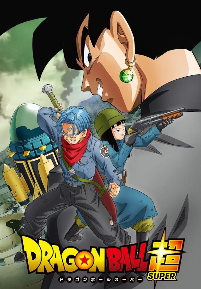 Trunks e Mai affronteranno Black Goku