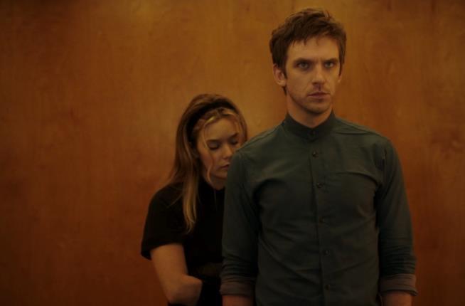 David e Sid in una scena tratta dal secondo episodio di Legion