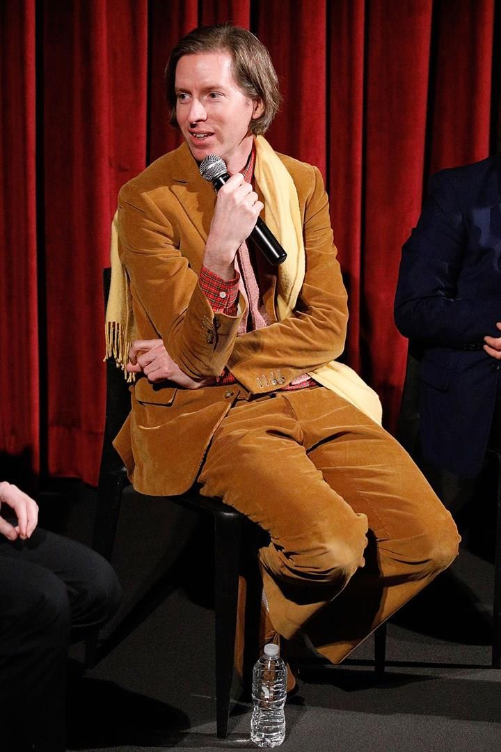 Il regista Wes Anderson