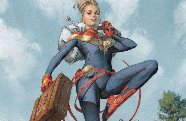 Cover di The Life Of Captain Marvel #1