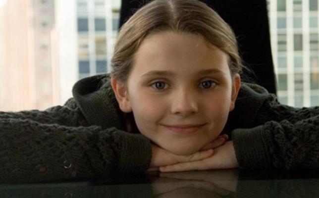 Abigail Breslin nei primi anni del 2000
