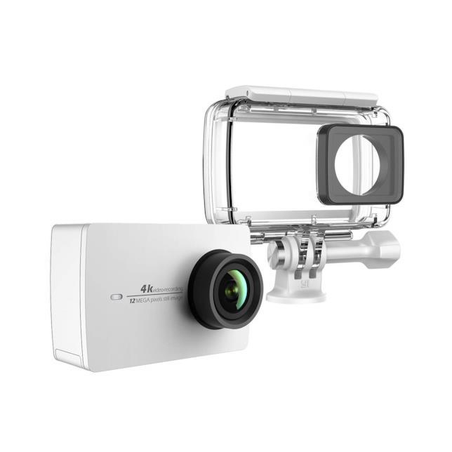 Immagine stampa della Yi Action Camera 4K