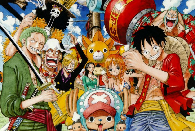 One Piece: la ciurma di Cappello di Paglia