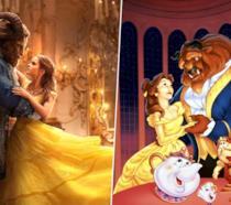 La Bella e La Bestia cover a confronto
