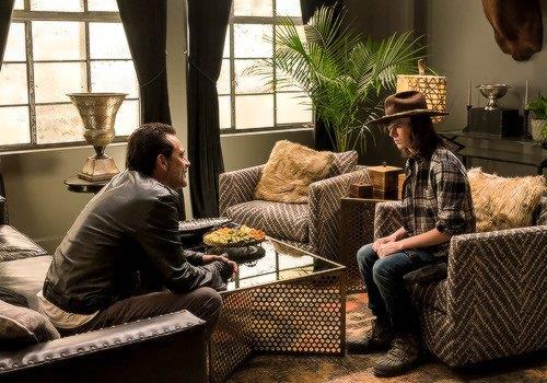 The Walking Dead episodio 7x07 Tu sei il mio sole