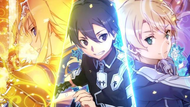 Sword Art Online Alicization protagonisti