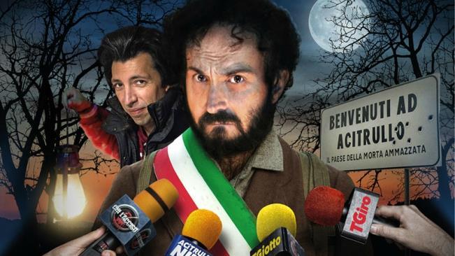 I protagonisti di Omicidio all'Italiana