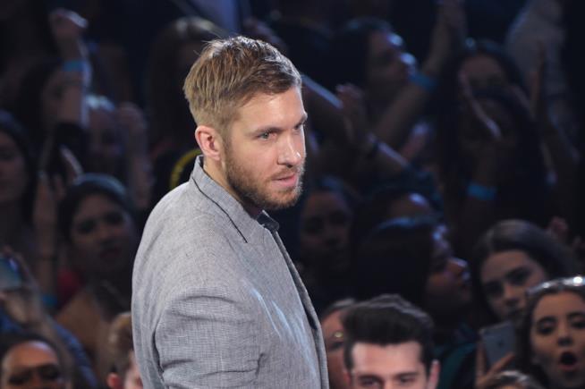 Calvin Harris agli iHeart Music Awards