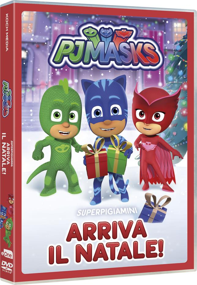 PJ Masks - Arriva il Natale! - Home Video