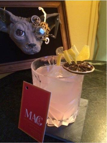 Loris Melis Cocktail