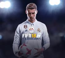 Cristiano Ronaldo campeggia sulla copertina di FIFA 18
