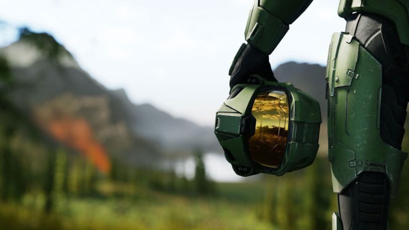Un'immagine da Halo Infinite