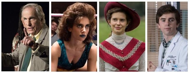 Da Glow a The Good Doctor, ecco come sono stati scelti gli attori delle serie TV attuali