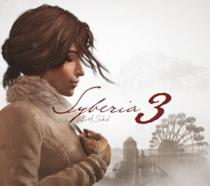 Il profilo di Kate Walker sulla cover di Syberia 3