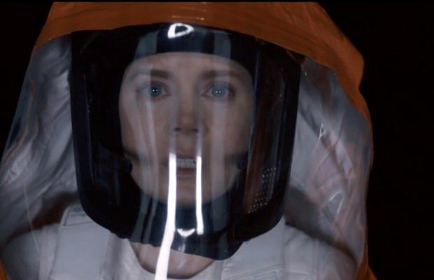 Amy Adams in The Arrival