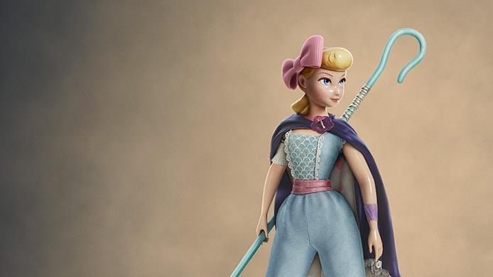 Bo Peep torna in Toy Story 4: poster e sinossi