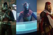 I tre leader delle fazioni in Destiny 2