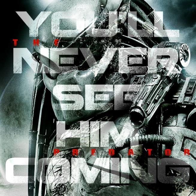 Immagine teaser del sequel di Predator
