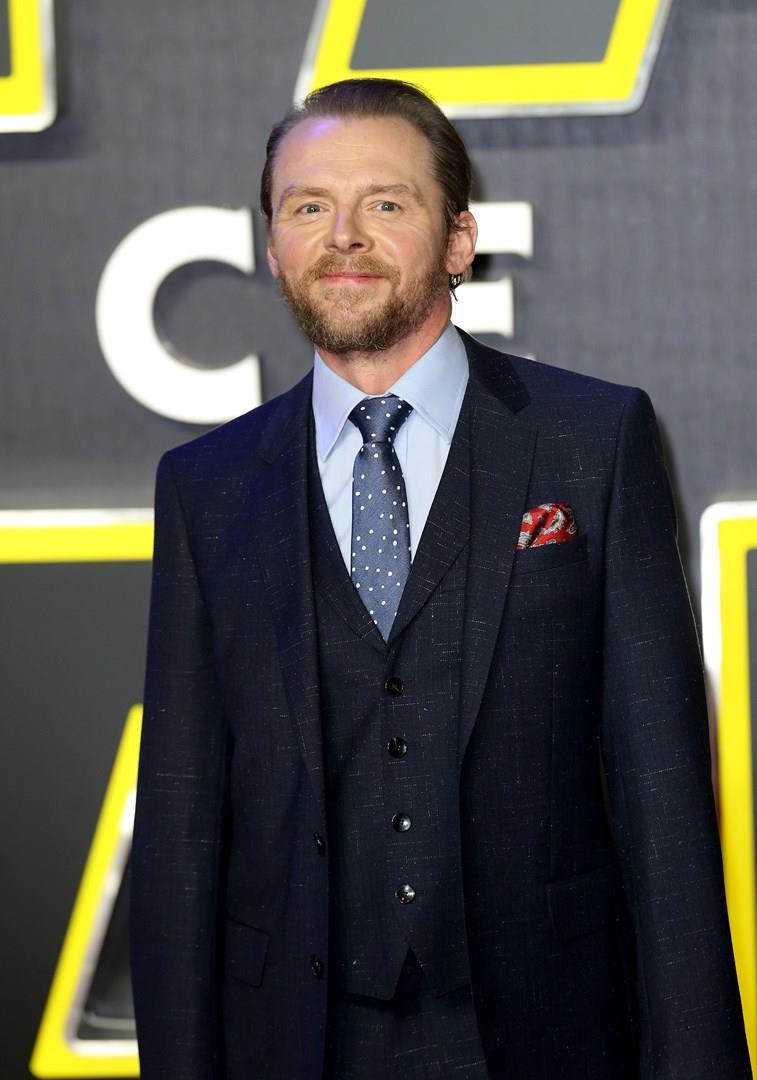 Simon Pegg potrebbe interpretare Og in Ready Player One