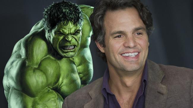 Mark Ruffalo nei panni di Hulk