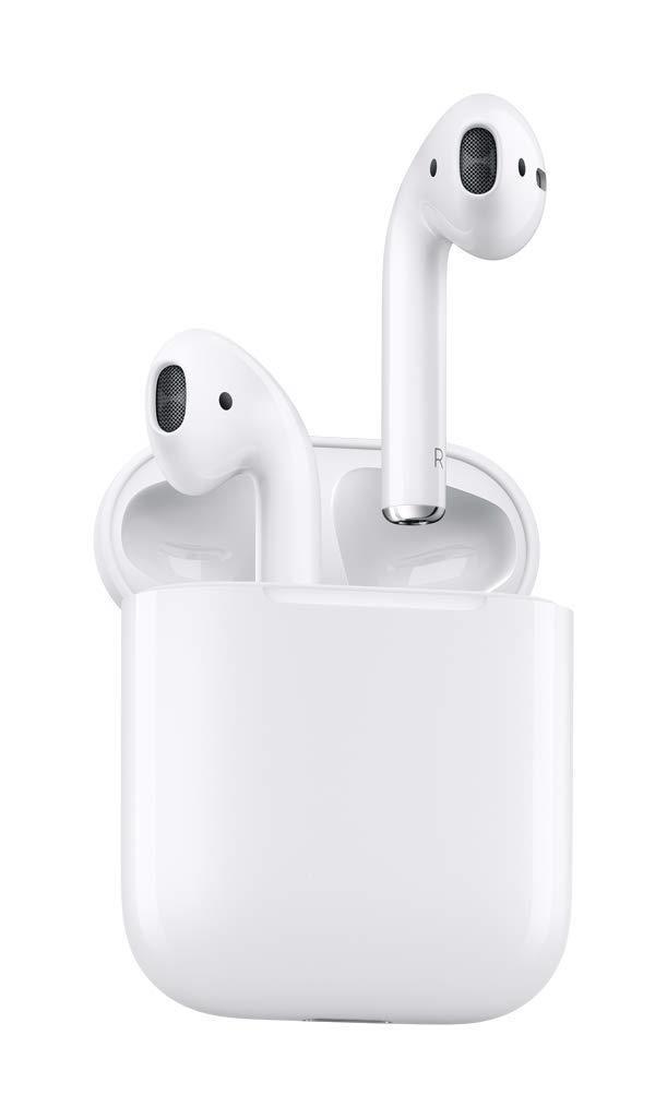 Immagine stampa degli AirPods di Apple