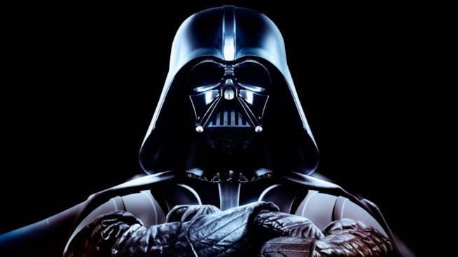 L'iconico Darth Vader