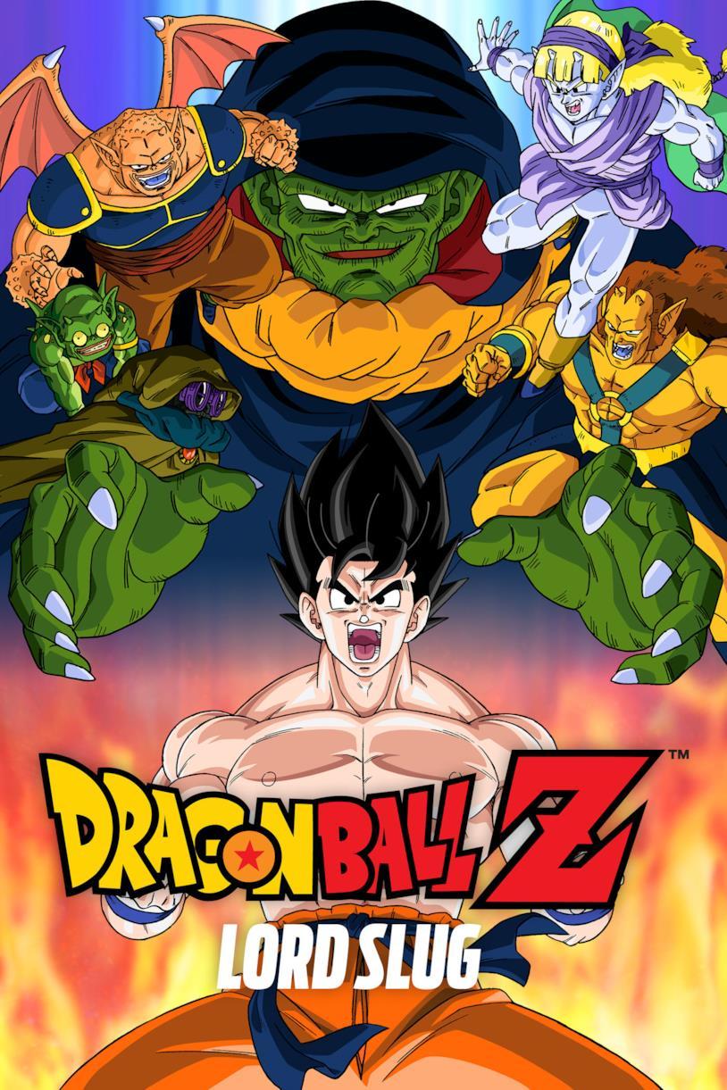 Dragon Ball Z Lord Slug