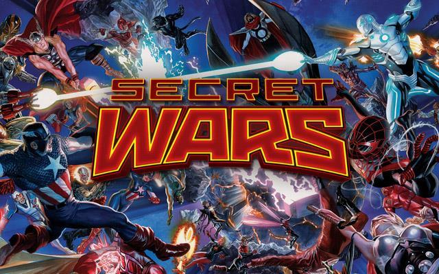 La fine del multiverso Marvel: Secret Wars