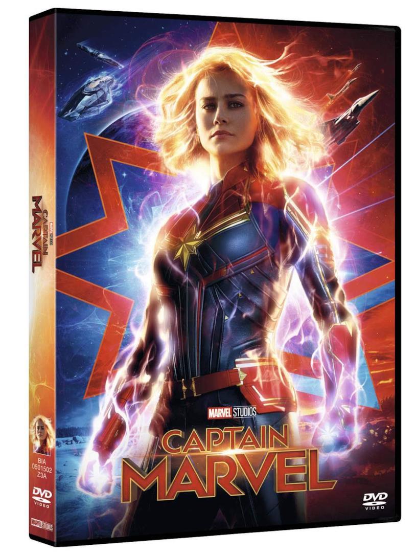 Captain Marvel - Home Video - DVD