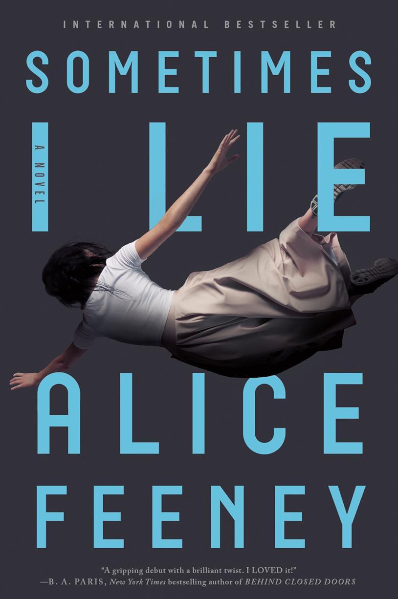 La cover del libro Sometimes I Lie
