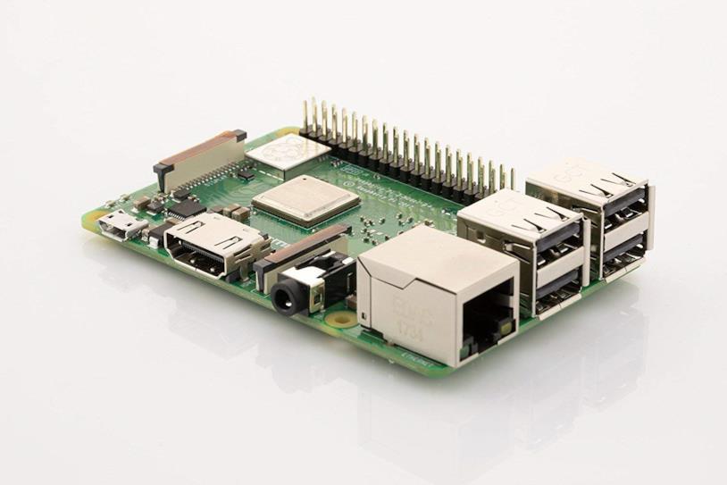 il mini pc Raspberry Pi 3