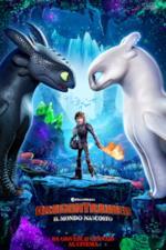 Poster italiano di Dragon Trainer- Il Mondo Nascosto