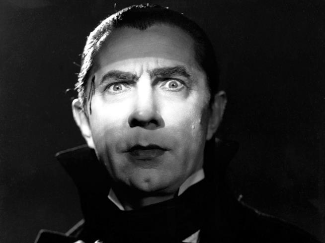 Bela Lugosi nei panni di Dracula