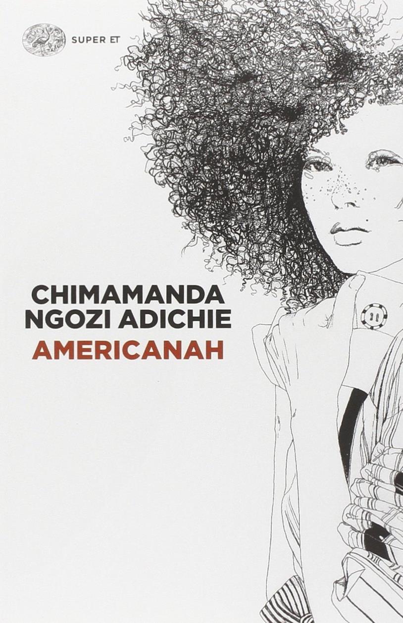 Copertina dell'edizione italiana di Americanah